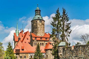 Burg Tzschocha sur Gunter Kirsch