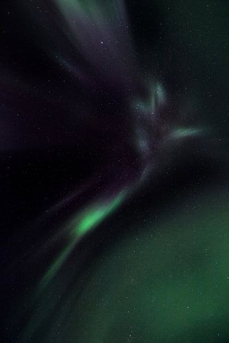 Aurora Borealis, Noorderlicht of Poollicht van