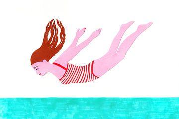 Durf de Duik aan! van Karolina Grenczyk