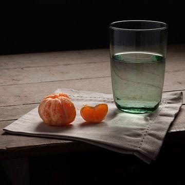 Orange et vert von Alexander Tromp