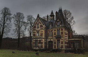 Château en France sur Perry Wiertz