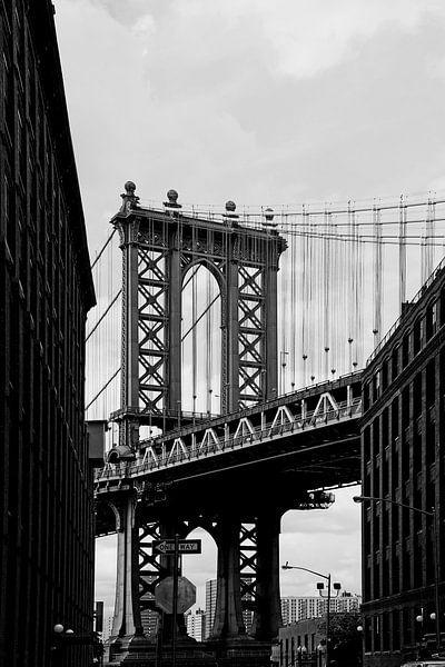 new york city... pont de manhattan III sur Meleah Fotografie