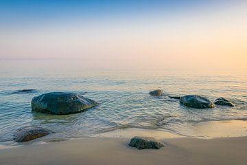 Oostzee in de ochtend van Martin Wasilewski