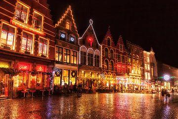gezellig Brugge sur Jaap van Lenthe