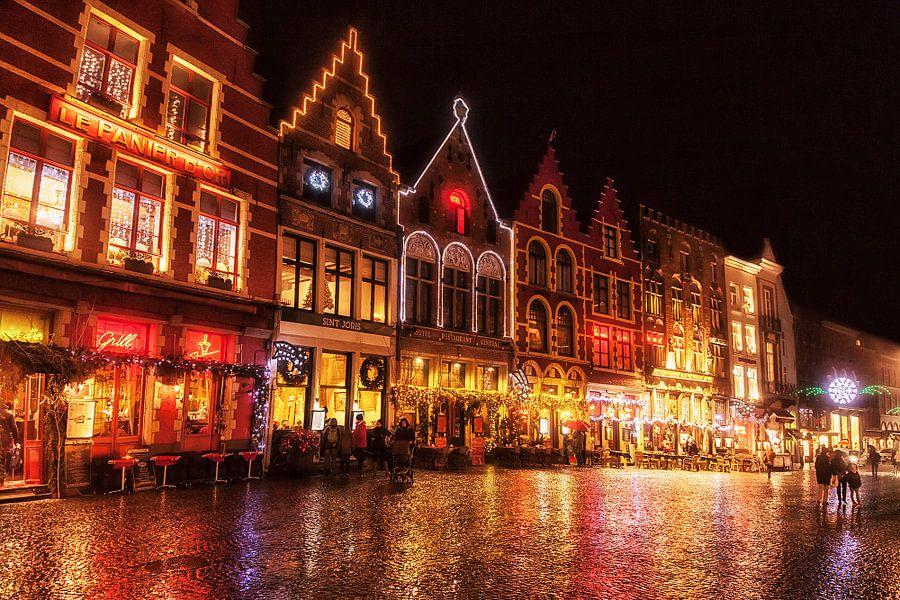 gezellig Brugge van Jaap van Lenthe