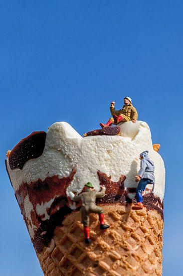 Iceclimbers van Lex Schulte