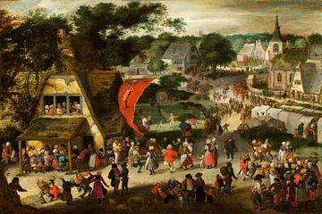 Jahrmarkt am Sebastianstag, Jakob Savery der Ältere