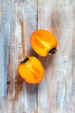 kaki-vrucht van Thomas Jäger