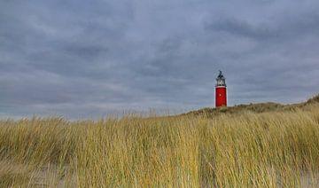 Vuurtoren Texel von Henk Langerak