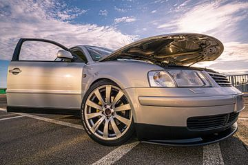 VW van Eduard Martin