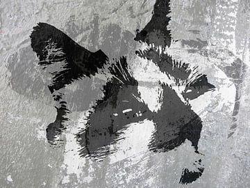 Kattenkunst - Diesel 2 van MoArt (Maurice Heuts)