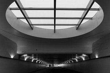Rotterdam CS - tunnel von Linda Slingerland