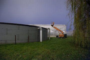 Nederlandse tuinbouw van Daan Overkleeft