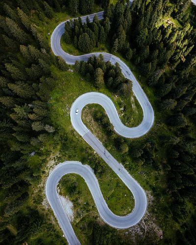 mountain roads van