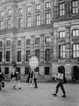 Systemisch racisme in Amsterdam van Belle Disposable