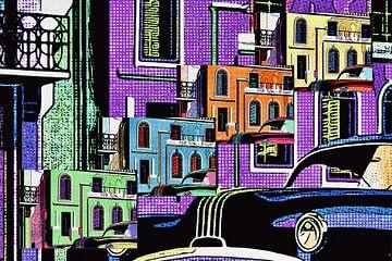 Cube, Motiv 2 von zam art