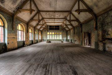 Salle de danse sur Perry Wiertz