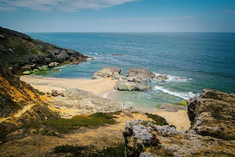 Praia da Ilha do Pessegueiro - Portugal van Jacqueline Lemmens
