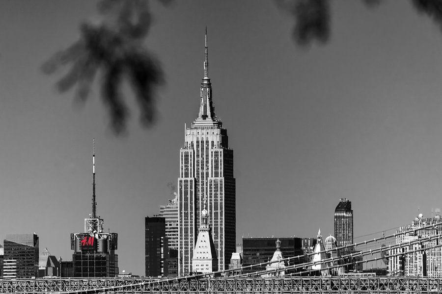 Empire State Building     New York van Kurt Krause