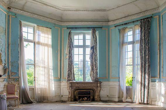 Urbex - Chateau van Tim Vlielander
