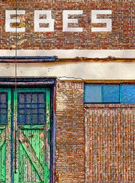 Pakhuismeesteren Rotterdam sur Frans Blok