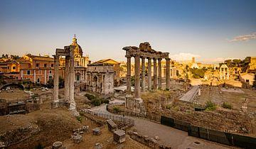 Forum Romanum van Ronne Vinkx
