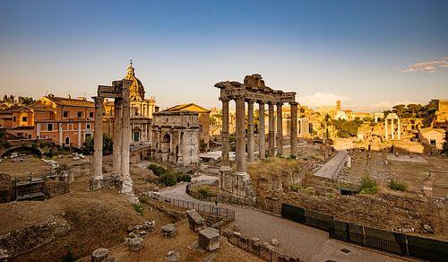 Forum Romanum van