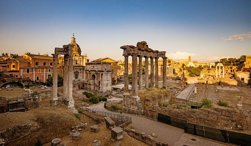 Forum Romanum von Ronne Vinkx