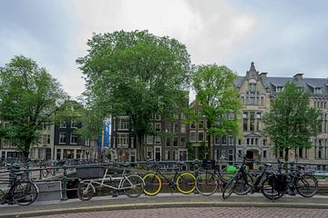 Herengracht in Amsterdam von Foto Amsterdam / Peter Bartelings
