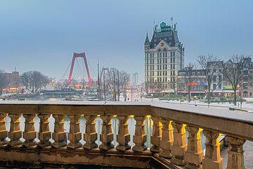 Oude haven Rotterdam von Danny van Vessem