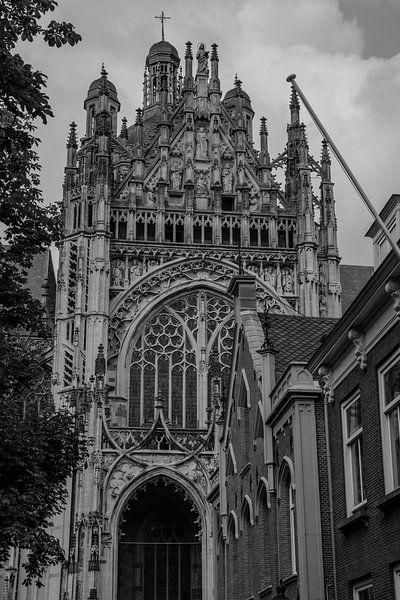 Saint John's Cathedral 's-Hertogenbosch sur Freddie de Roeck