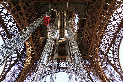 Eiffeltoren detail 3