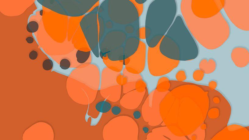 Overvloeien 4 van Art Pour Toi