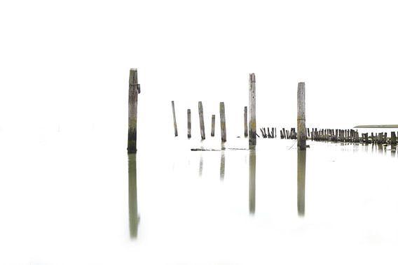 Haven van Sil - Long exposure -Texel