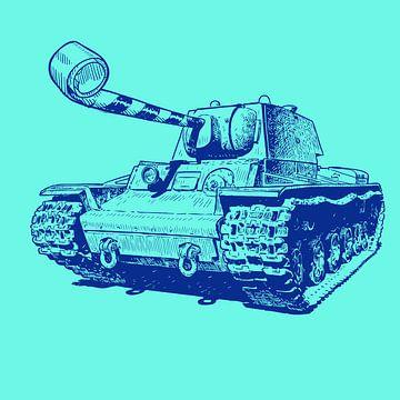 Party Tank von Rembrandt Ross