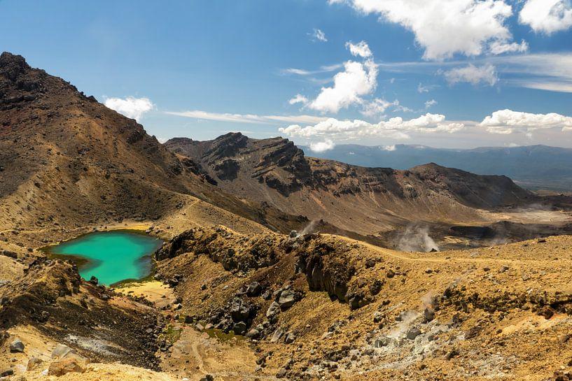 Nationaal Park Tongariro van Jasper den Boer