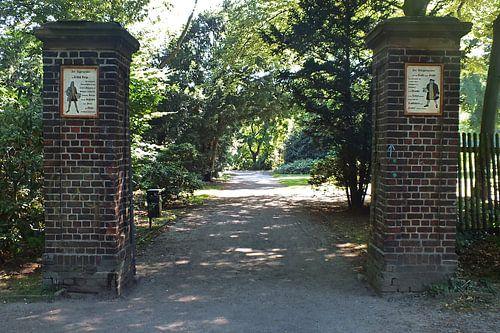 Eingang van Edgar Schermaul