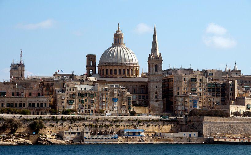 valettta  on Malta sur ChrisWillemsen