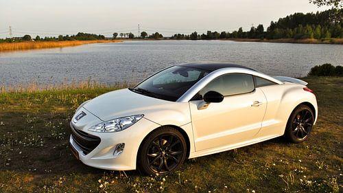 Peugeot RCZ van Gert Tijink