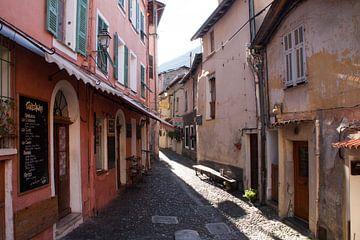 Dorpje aan de Côte d'Azur: Saorge van Rosanne Langenberg