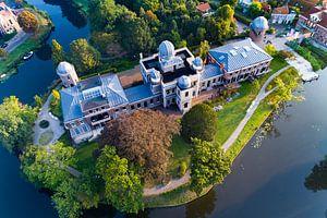 De Oude Sterrewacht in Leiden van