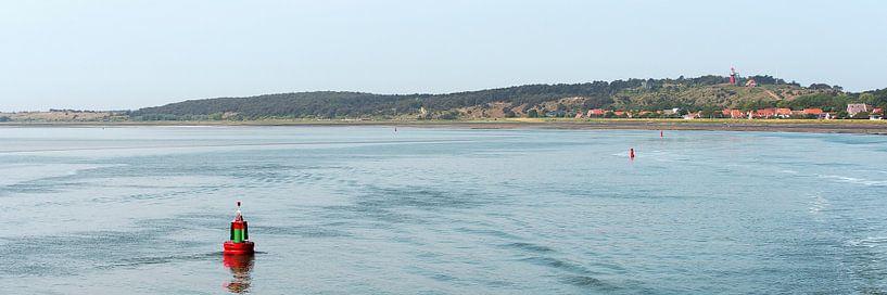 Vlieland Panorama van Roel Ovinge