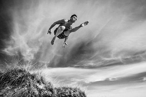 Dancer in the Air von Mark Eckhardt