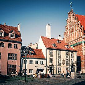Riga - Altstadt von Alexander Voss