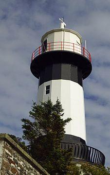 Inishowen Leuchtturm von Babetts Bildergalerie