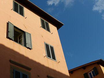 Authentische toskanische Gebäude von Maro Lange