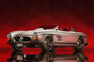 Mercedes 300SL Daytona Roadster