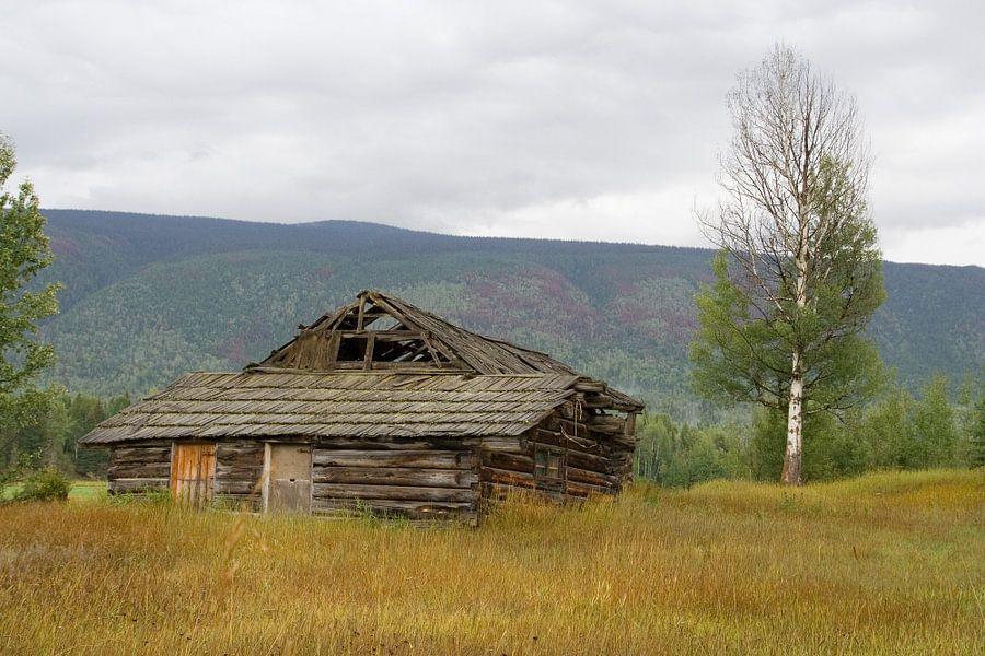 Prairie house in Canada