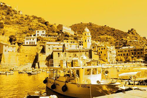 Cinque Terre Italie Goud