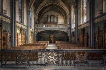 Die verlassene Klosterkapelle von Frans Nijland